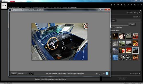 Flickroom Makes It Easier To Browse Flickr On Your Desktop 3
