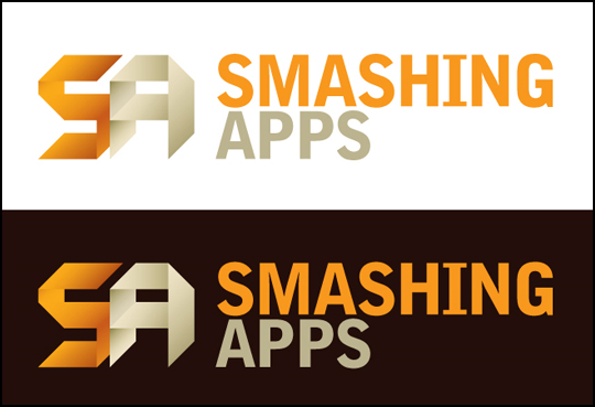 Winner Of The Logo Redesign Contest For Smashing Apps 3