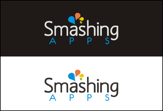 Winner Of The Logo Redesign Contest For Smashing Apps 7