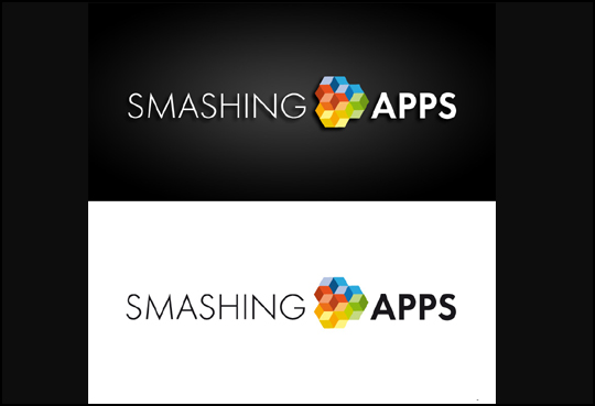 Winner Of The Logo Redesign Contest For Smashing Apps 4
