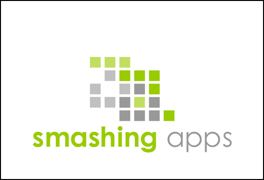 Winner Of The Logo Redesign Contest For Smashing Apps 15