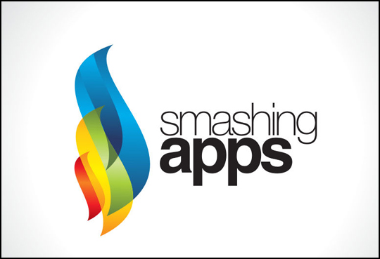 Winner Of The Logo Redesign Contest For Smashing Apps 1