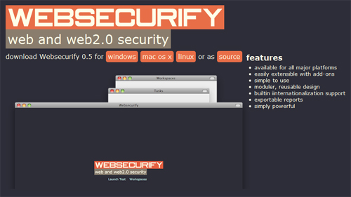 Before You Go Live, Test Your Website Security With Websecurify 20