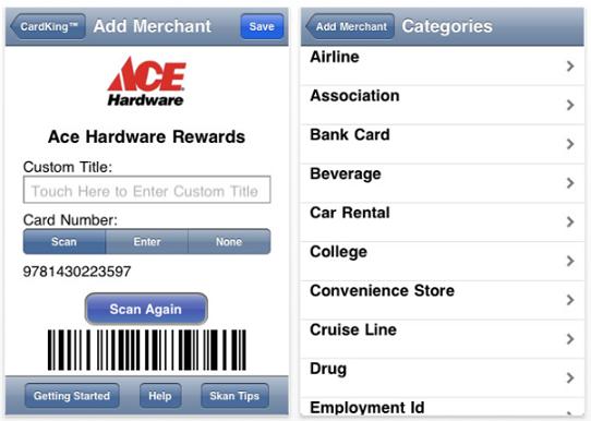 Add Merchant