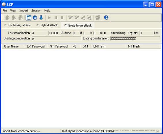 5 Best Free Windows Password Recovery Tools 6