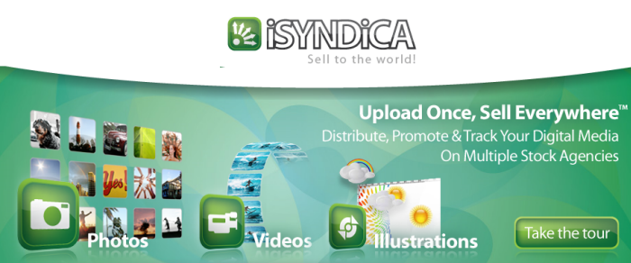iSyndica:Upload Photos to Multiple Stock Photography Sites from One place 15