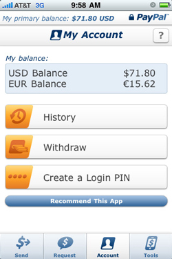 Paypal For iPhone And Other Smartphones, The Fastest Way To Manage Your Money 16