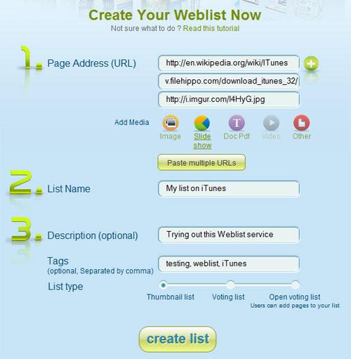 weblist3