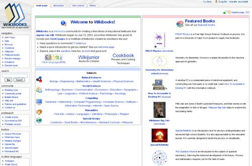 wikibooks
