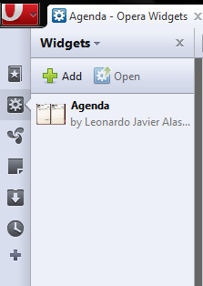 How To Organize Yourself Using Opera With Agenda 1