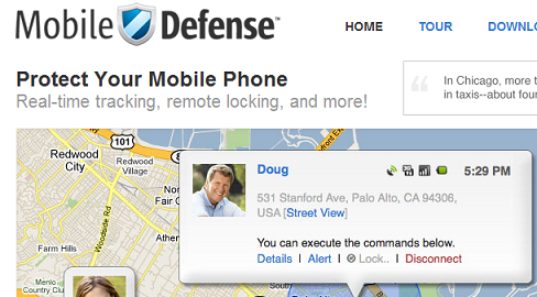 Mobile Defence