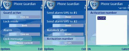 Phone Gaurdian