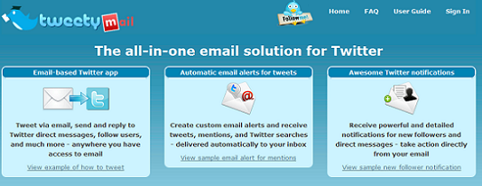 Now Control Your Twitter Accounts Via Email 12