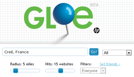 HP Gloe Helps You Tag And Find Web Content Relevant To Any Location 7