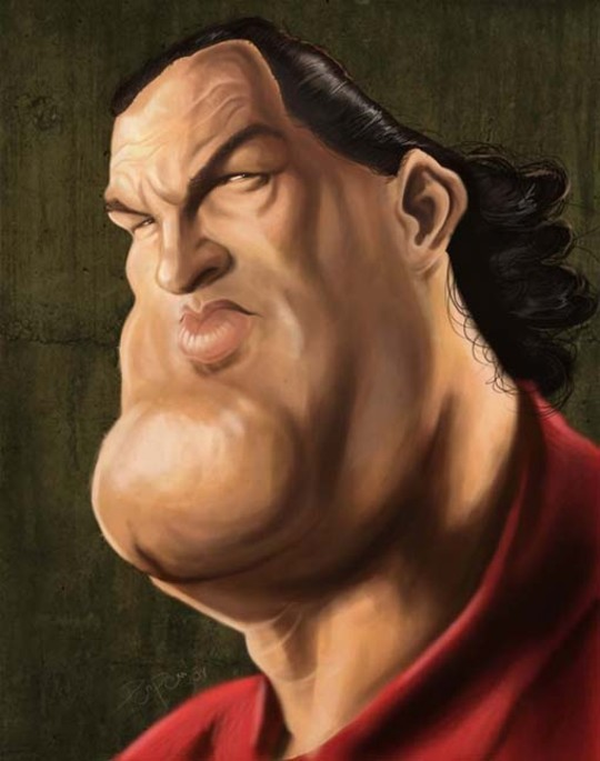 Hilariously Entertaining Examples Of Celebrity Caricatures 13