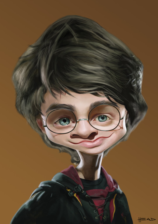 Hilariously Entertaining Examples Of Celebrity Caricatures 2