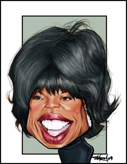 Hilariously Entertaining Examples Of Celebrity Caricatures 15
