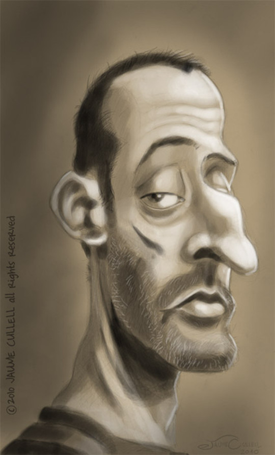 Hilariously Entertaining Examples Of Celebrity Caricatures 3