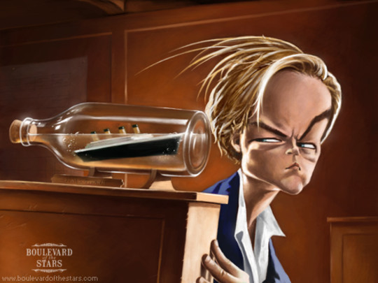 Hilariously Entertaining Examples Of Celebrity Caricatures 27