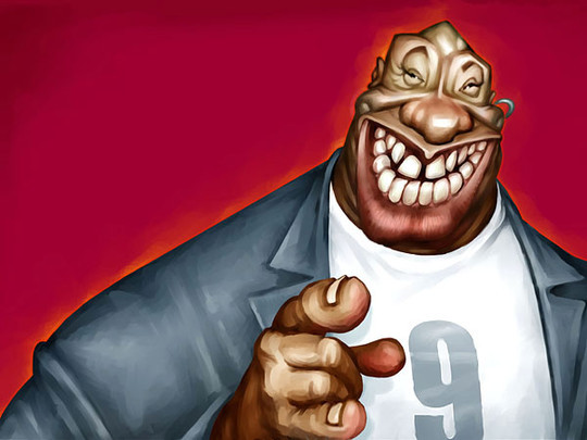 Hilariously Entertaining Examples Of Celebrity Caricatures 30