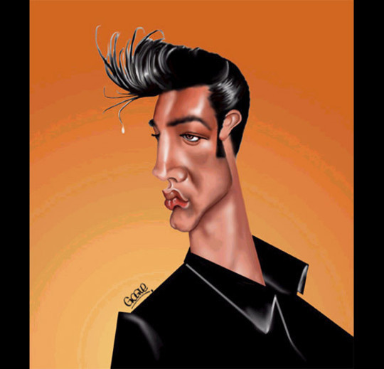 Hilariously Entertaining Examples Of Celebrity Caricatures 34