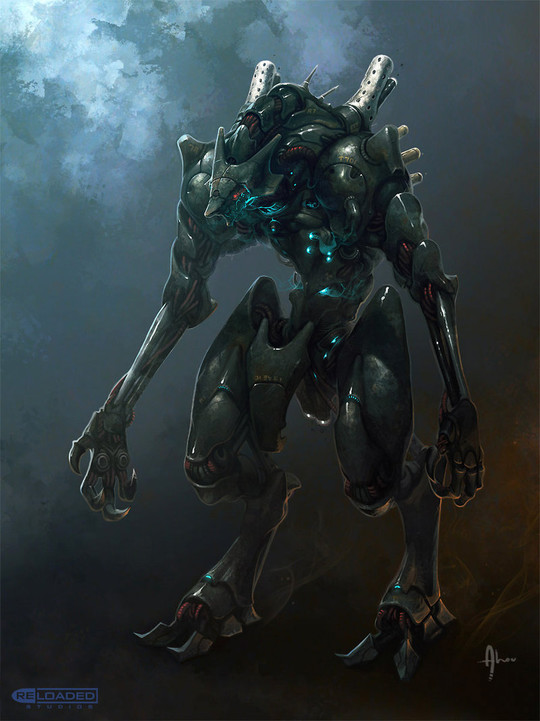 35 Dazzling Examples Of Video Game Concept Artworks 30