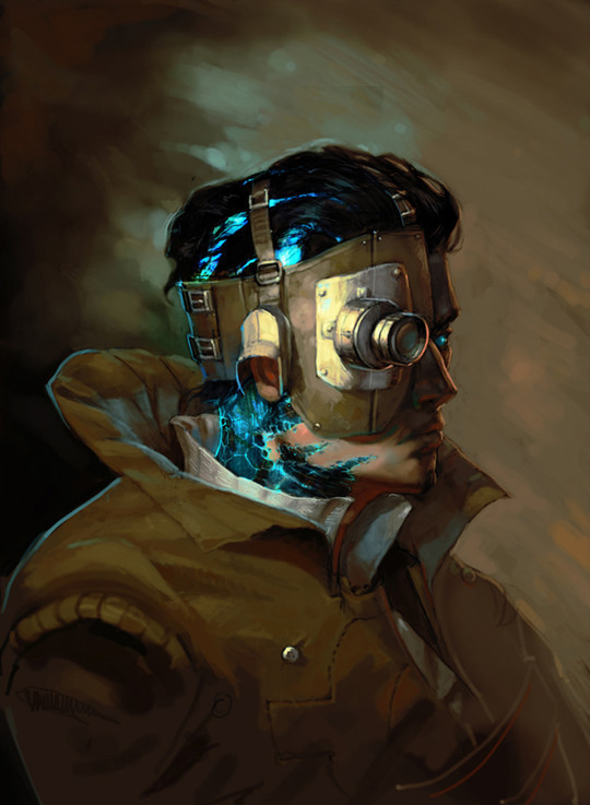 35 Dazzling Examples Of Video Game Concept Artworks 31