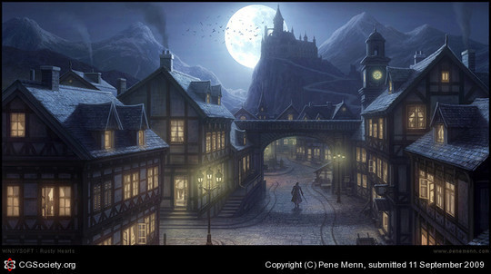 35 Dazzling Examples Of Video Game Concept Artworks 34