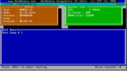 Top 5 Tools To Test Your Computer Memory 17