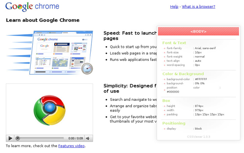13 Google Chrome Extensions To Simplify Web Designer's Life 9