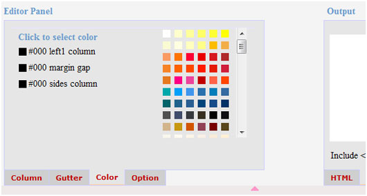 Top 17 Websites To Easily Generate CSS Grid Layouts 4