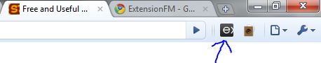 ExtentionFm Helps You Create A Playlist Of Your Mp3 Songs On Your Favorite Website 2