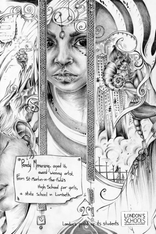 Pencil Sketches That Make You Say 'Wow' 11