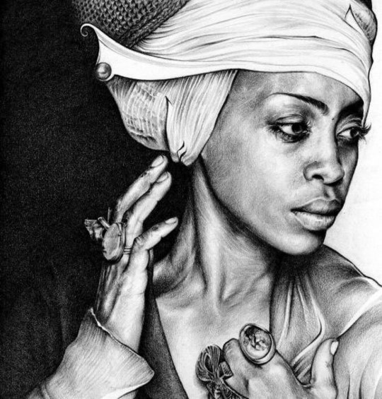 Pencil Sketches That Make You Say 'Wow' 12