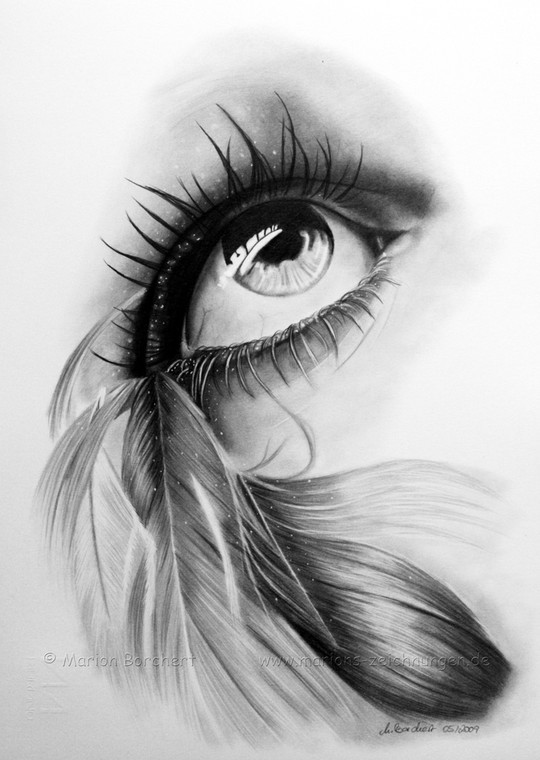 Pencil Sketches That Make You Say 'Wow' 17