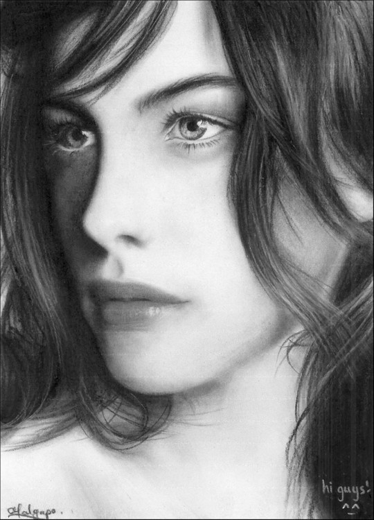 Pencil Sketches That Make You Say 'Wow' 21