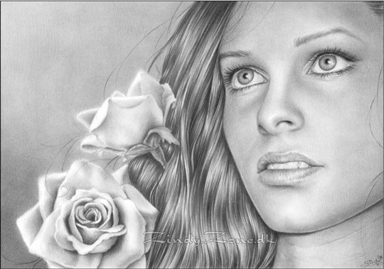 Pencil Sketches That Make You Say 'Wow' 24