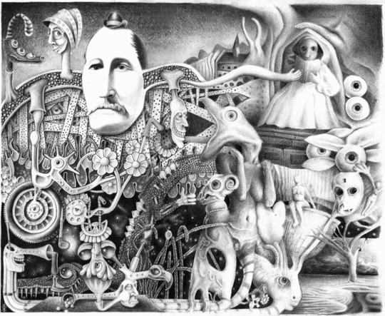 Pencil Sketches That Make You Say 'Wow' 5