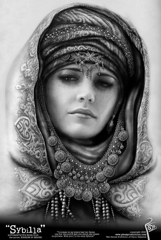 Pencil Sketches That Make You Say 'Wow' 39