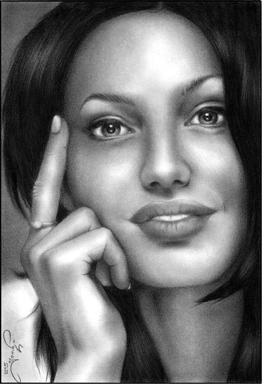 Pencil Sketches That Make You Say 'Wow' 40