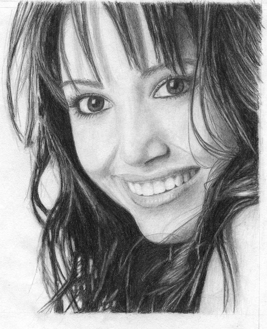 Pencil Sketches That Make You Say 'Wow' 6