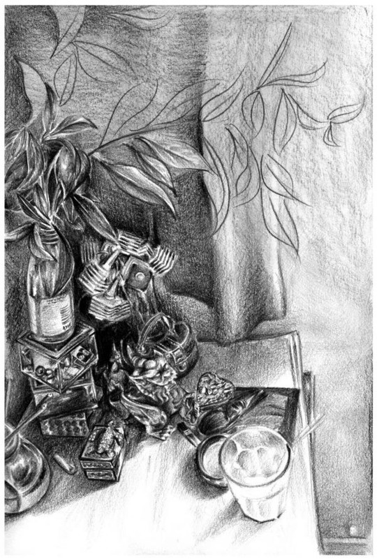 Pencil Sketches That Make You Say 'Wow' 10