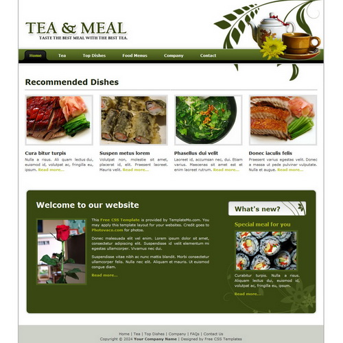 templatemo_082_tea_and_meal