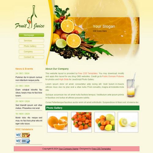 templatemo_119_fruit