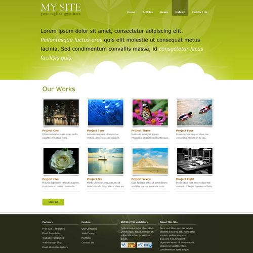 templatemo_227_portfolio