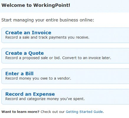 WorkingPoint Manages Business Transactions Efficiently 3
