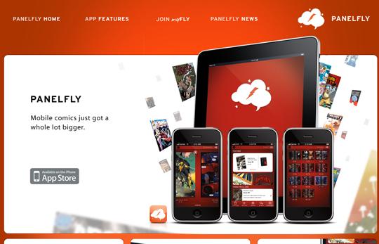 Most Attractive (39) Corporate Website Designs Of Top Brands 13
