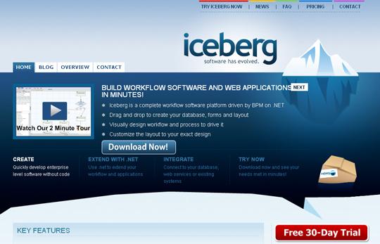 Most Attractive (39) Corporate Website Designs Of Top Brands 8