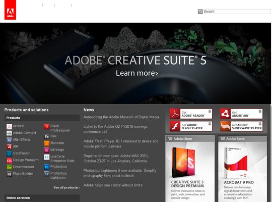 Most Attractive (39) Corporate Website Designs Of Top Brands 7