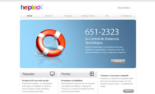 Most Attractive (39) Corporate Website Designs Of Top Brands 22